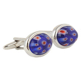 Shooting Flowers - Cufflinks