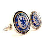 Peluche Soccer Game On - CH - Cufflinks Brass