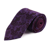Fetching Microfiber Necktie for Men