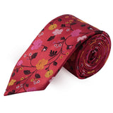 Peppy Microfiber Necktie for Men