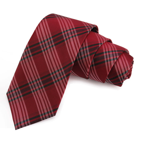 Opulent Microfiber Necktie for Men