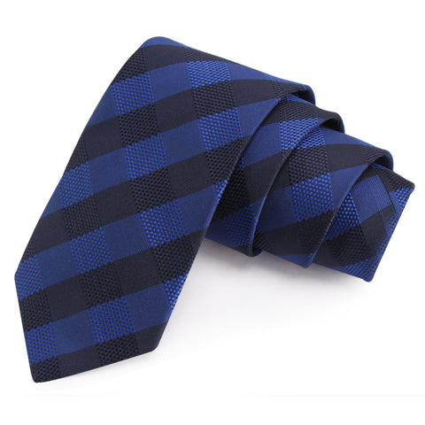 Raffish Microfiber Necktie for Men