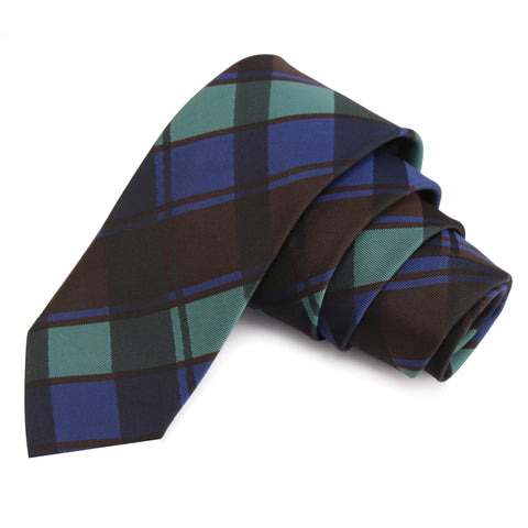 Cool Multicolor Colored Microfiber Necktie for Men | Genuine Branded Product from Peluche.in