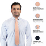 Superb Microfiber Necktie for Men