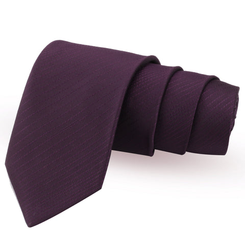 Fantastic Purple Colored Microfiber Necktie for Men | Genuine Branded Product from Peluche.in