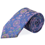 Sharp Microfiber Necktie for Men