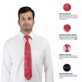 Fab Microfiber Necktie for Men