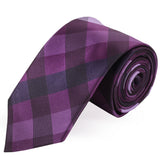 Slim Microfiber Necktie for Men