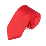 Splash Microfiber Necktie For Men