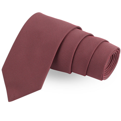 Donting Red Colored Microfiber Necktie For Men | Genuine Branded Product  from Peluche.in