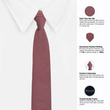 Donting Microfiber Necktie For Men