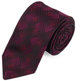 Alluring Abstract Microfiber Necktie For Men