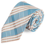 Perfectly Styled Microfiber Necktie For Men