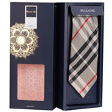 Well Formed Microfiber Necktie For Men