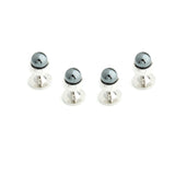 Stone Saga - Cufflinks and Shirt Studs Set