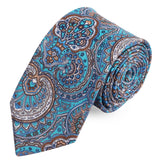 The Floret Grace Microfiber Necktie For Men