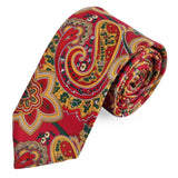 The Perinnial  Microfiber Necktie For Men