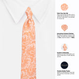 The Beauteous Brew Microfiber Necktie For Men