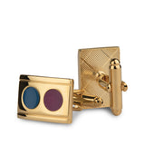 Blooming Gold Cufflinks