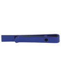 Slim Tie Bar - Royal Blue Tie Pin