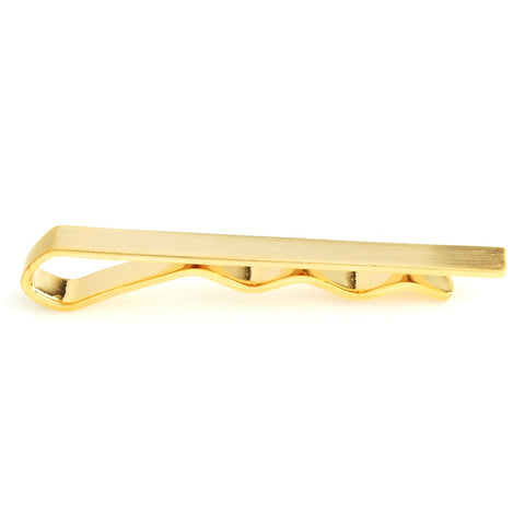 Peluche Twisted - Golden Tie Pin Brass