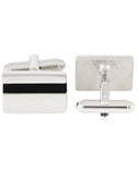 Debonair - Cufflinks and Tie Pin Set