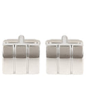 Minimalist - Cufflinks and Tie Pin Set
