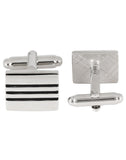 Mr.Dapper - Sheek Look 2 - Cufflinks and Tie Pin Set