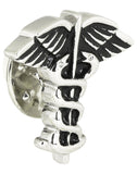 The Doctor's Choice - Cufflink and Lapel Pin Set