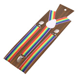 Peluche Coloured Me - Suspender Elastic, Brass