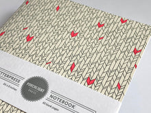 Notebook: Chevron Large