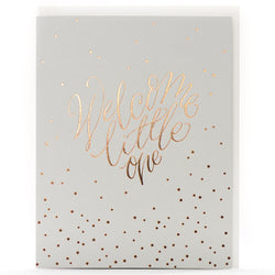Card: Welcome Little One