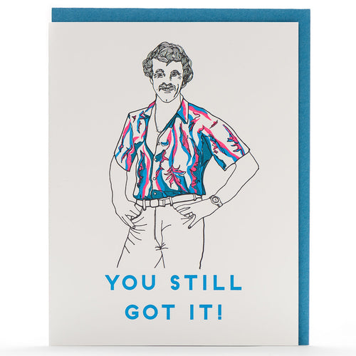 Card: You Still Got It (Guy)