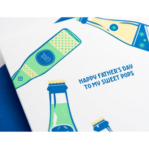 Card: Sweet Pops Retro