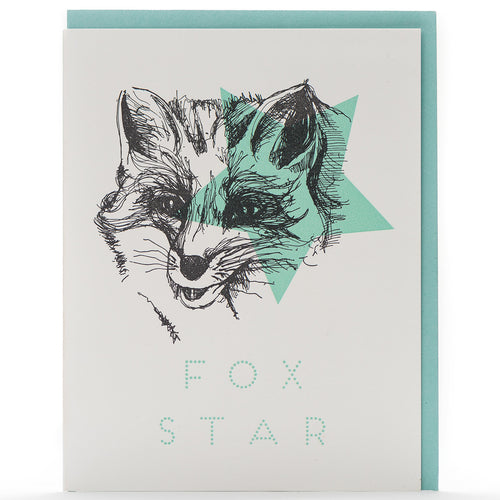 Card: Fox Star