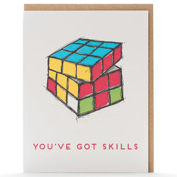 Card: You've Got Skills Throwback