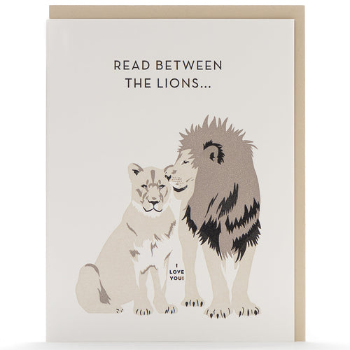 Card: Lions