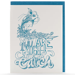 Card: Such A Catch