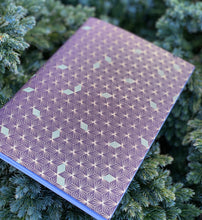 Notebook: Diamonds Foil Small