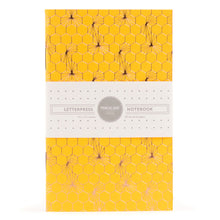 Notebook: Honeycomb Foil Small