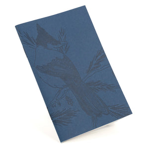 Notebook: Monochromatic Birds (Set of 3)