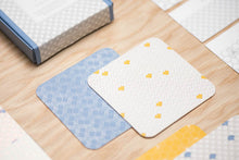 Coaster: Geometric Theme (Set of 12)