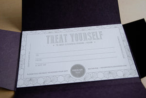 Gift Certificate: