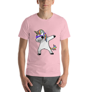 Dabbing Unicorn Shirt - Clout Clan