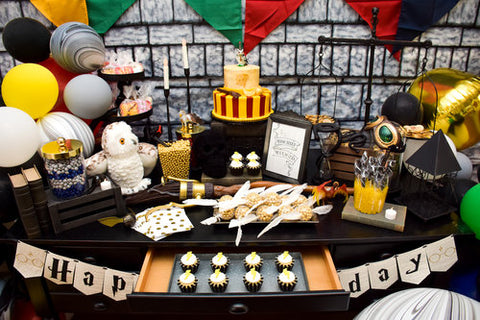 "Custom Party ""Wizarding World"""