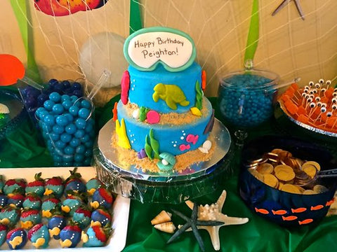 "Custom Party ""Under the Sea"""