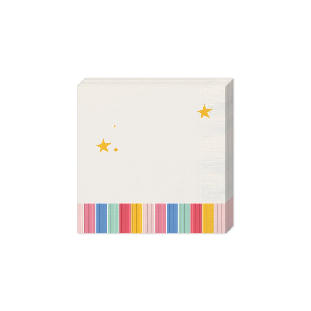 Magical Rainbow Napkins (Sm)