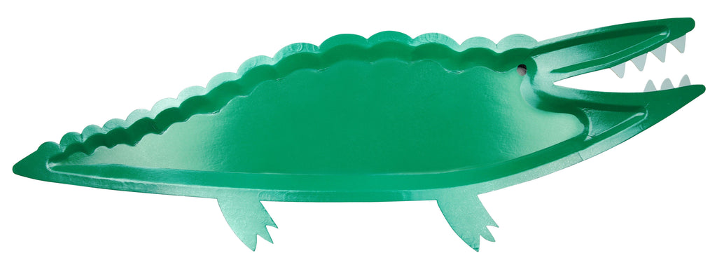 Alligator Platter Tabletop Meri Meri