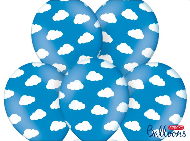 Cloud Latex Balloons Balloons Party Deco