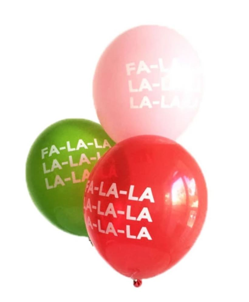 Fa-La-La Latex Balloons Balloons My Little Day